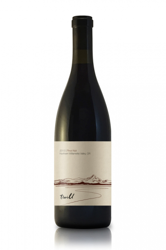 Twill Cellars Willamette Pinot Noir 2014