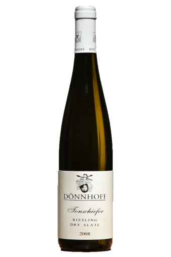 Donnhoff Tonschiefer Riesling Dry Slate 2014