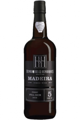 Henriques Full Rich 5 yr Old Madeira NV