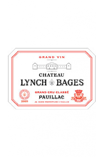Ch Lynch Bages Pauillac 2009