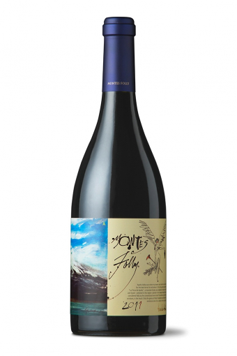 Montes Folly Syrah 2011