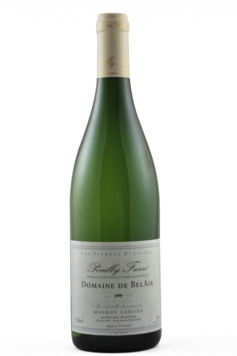Pouilly-Fume Domaine Bel Air 2015