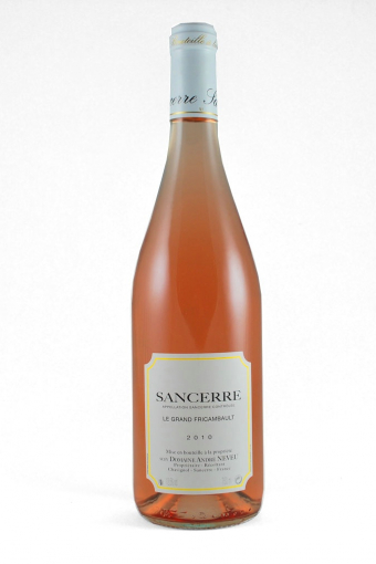 Sancerre Rose Neveu 2015