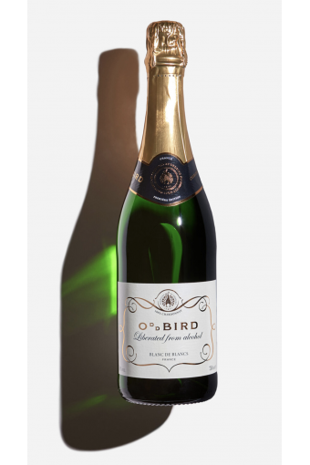 Sparkling wine made from 100% Chardonnay from the Languedoc-Roussillon region of France. Liberated from alcohol.