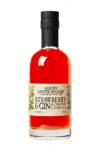 Silent Pool Strawberry Cordial
