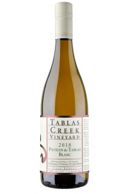 Tablas Creek Patelin de Tablas Blanc 2018 bottle