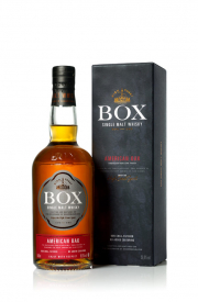 Box Single Malt American Oak