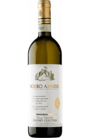 Bruno Giacosa Roero Arneis 2019 bottle