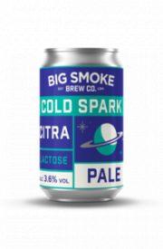 Big Smoke Cold Spark Citra Pale Ale