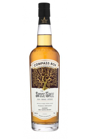 Compass Box The Spice Tree bottle