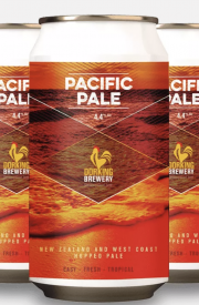 Dorking Brewery Pacific Pale cans