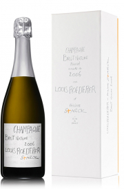Louis Roederer et Philippe starck 2006