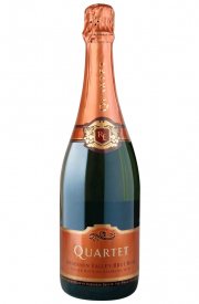 Louis Roederer Quartet Brut Rose NV