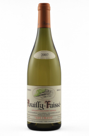 Pouilly-Fuisse `Le Crays` Auvigue 2013
