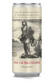 Vasco and the Explorers Alvarinho Tin 2020