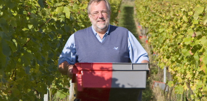 Nick Wenman of Albury Vineyards